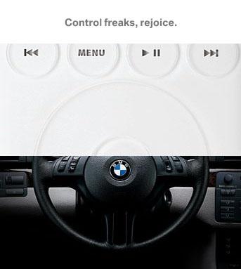 iPod Your BMW - 图片来自 http://www.iPodYourBMW.com/