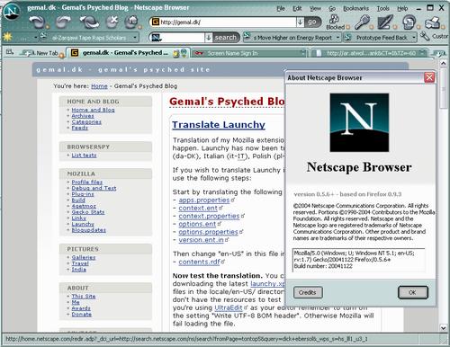 New Netscape