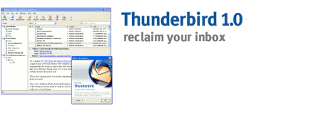 Thunderbird 1.0 - Reclaim Your Inbox